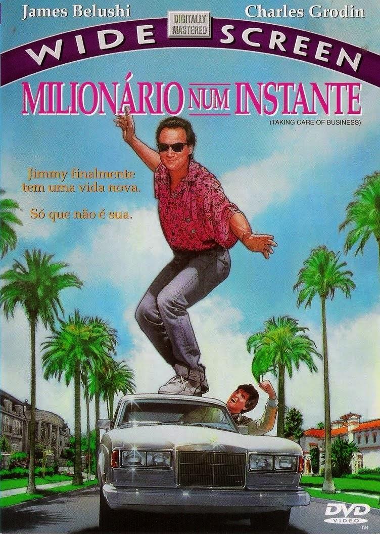 Milionário Num Instante – Dublado (1990)