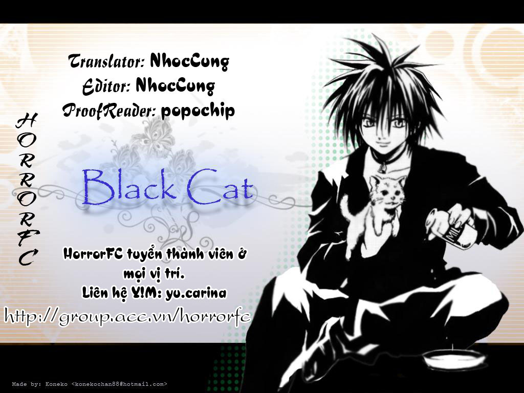 xem truyen moi - Black Cat Black Cat Chap 24