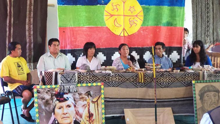 Apertura del Foiil Kezau Mapuche