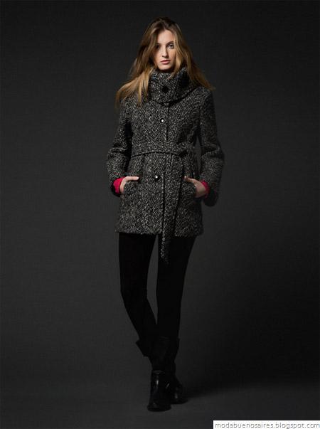 Giesso otoño invierno 2012. Indumentaria femenina. Blog de moda.