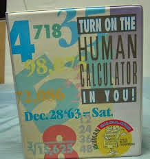 Turn on the Human Calculator in You | book Cover