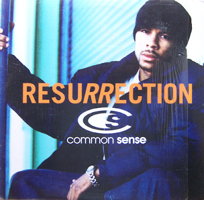 Common – Resurrection (VLS) (1995) (192 kbps)