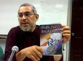 Parlimen Kota Raja: Komik Lucah : Cerita Panas Khalid Samad280