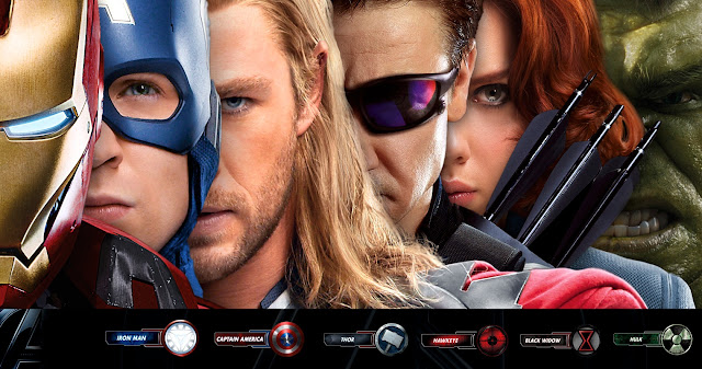 Avengers the alliance
