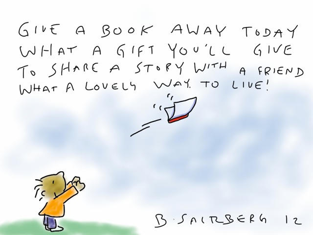 the joy of reading books