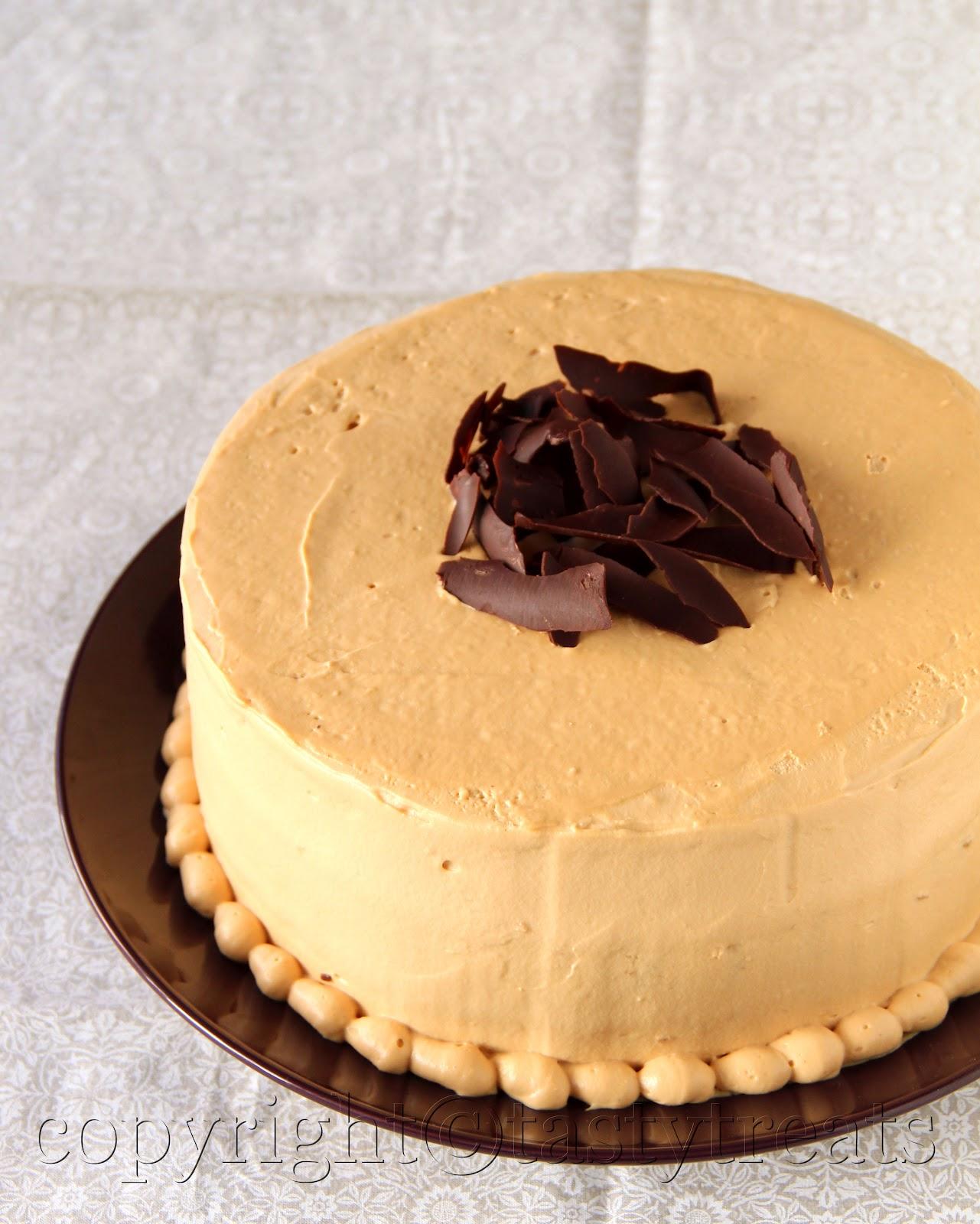 how to make dulce de leche cake
