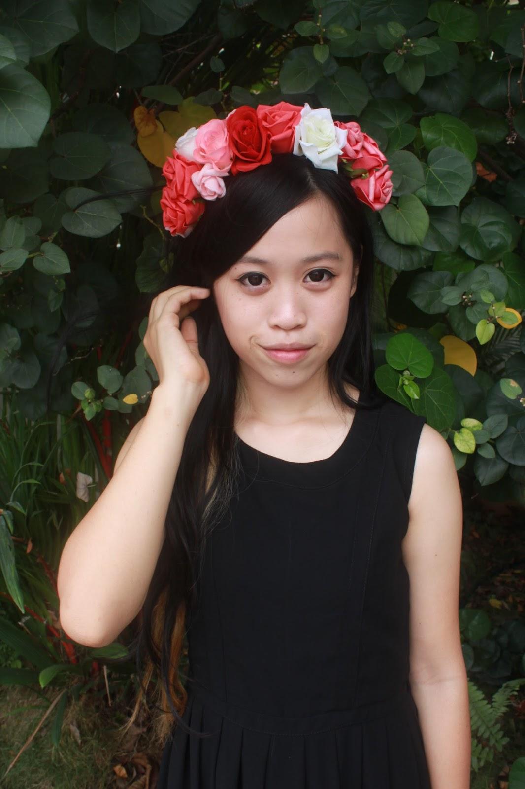 Originalrchi Diy Flower Crown