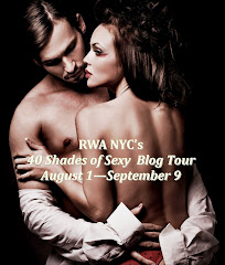 45 Shades of Sexy Blog Tour!