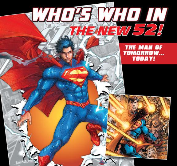 Superman nm 56/ 1 Renacimiento Superman Nuevo
