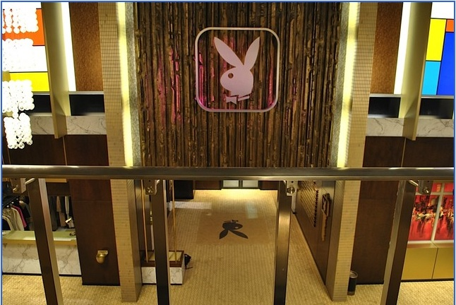 Cinema Style R I P Playboy Club