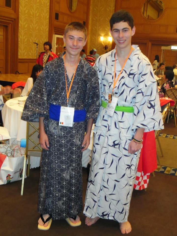 calatoria in Japonia