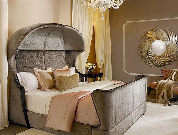 Decoraci n de interiores dormitorios de lujo - Dormitorios de lujo ...