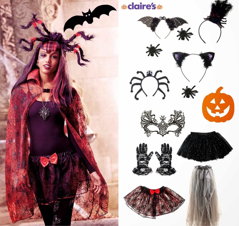 Halloween Claires
