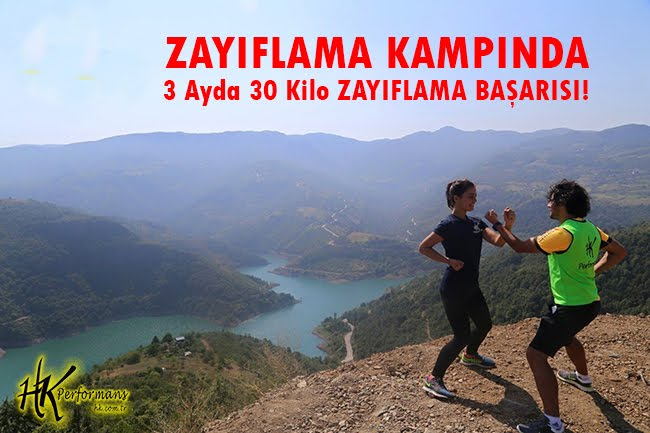 Zayıflama Kampında SİZ DE KALICI ZAYIFLAYIN!