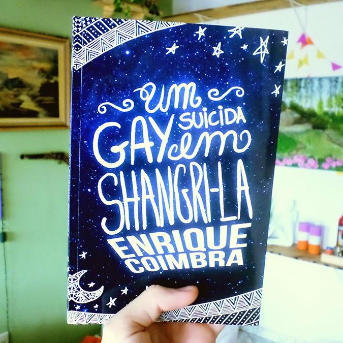 Livro Um Gay Suicida em Shangri-la