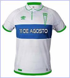 """Camisa do """"11 de Agosto"""""""