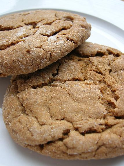 Molasses Crinkle Cookies ~ Delicious Food Recipes