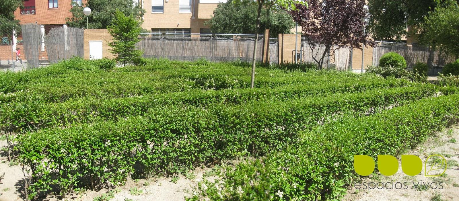 Jardines para ni os jardines para aprender espacios vivos for Jardines pequenos para ninos