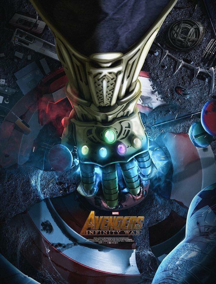 Avengers: Infinity War (04-05-2018)