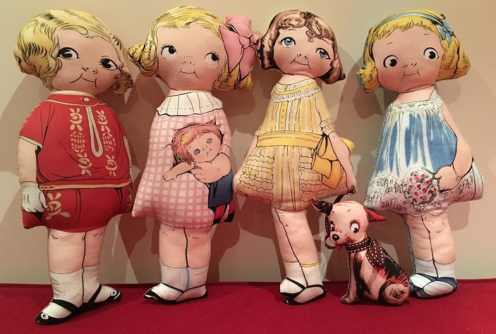 Handmade Dolls Galore