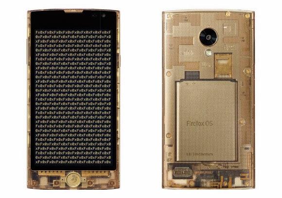 LG Fx0 Firefox OS Phone