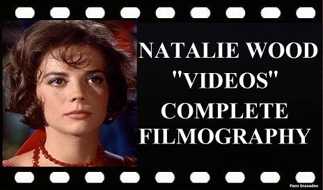 NATALIE WOOD: VIDEOS