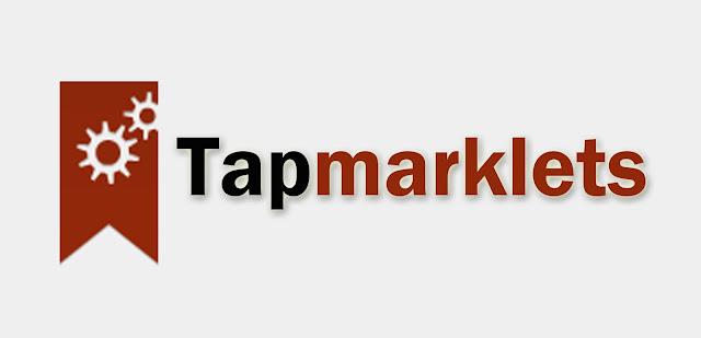 Tapmarkletsはブックマークレットの入門サイト