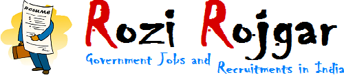 RoziRojgar.com -  Government Jobs, Recruitment, Current Affairs 2015