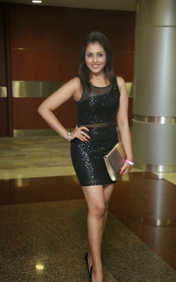 Madhushalini at The Pink Affair Fashion Latest Photos