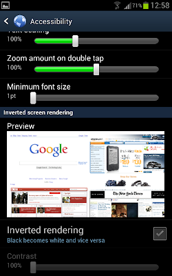 zoom browser ics 4.0.4 samsung galaxy note
