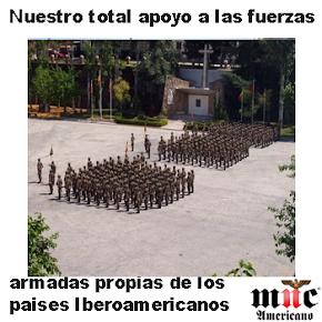 Fuerzas armadas Iberoamericanas