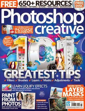 Photoshop Creative Magazine Issue 115 2014