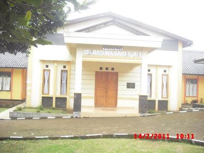 Bangunan Rumah Anak Asuh Tahun 2011