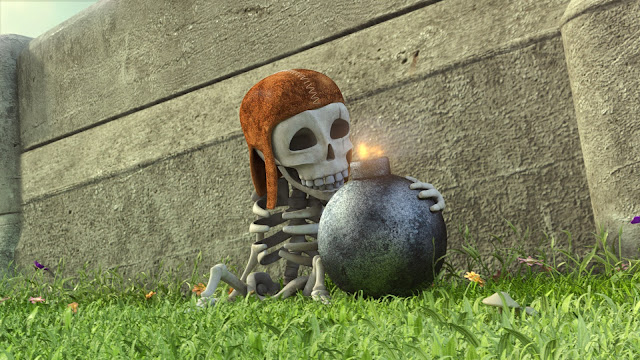 10002-Wall Breaker Funny Clash of Clans HD Wallpaperz