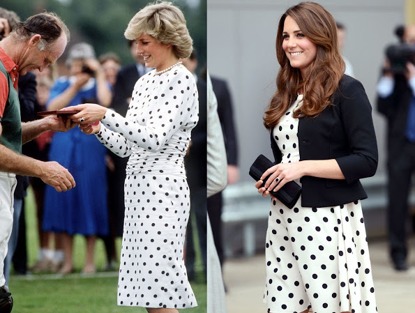 Twenty Eight Times That The Duchess Of Cambridge Dressed Like Princess Diana