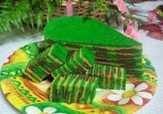Kek Lapis Masam Manis (Paling Popular)