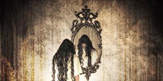 cermin berhantu