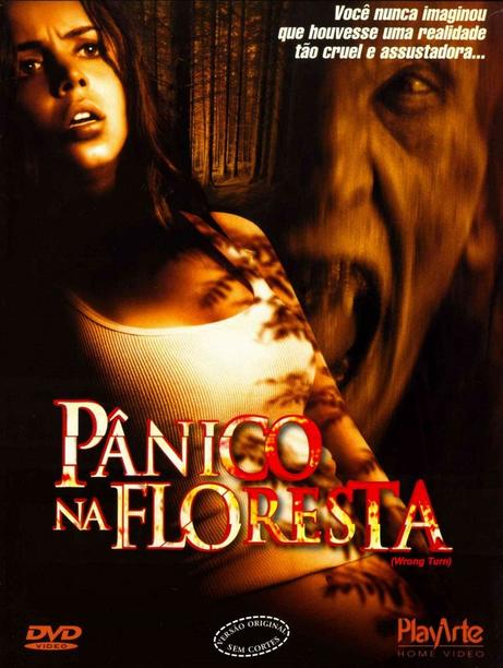 Filme Pânico na Floresta Dublado AVI DVDRip