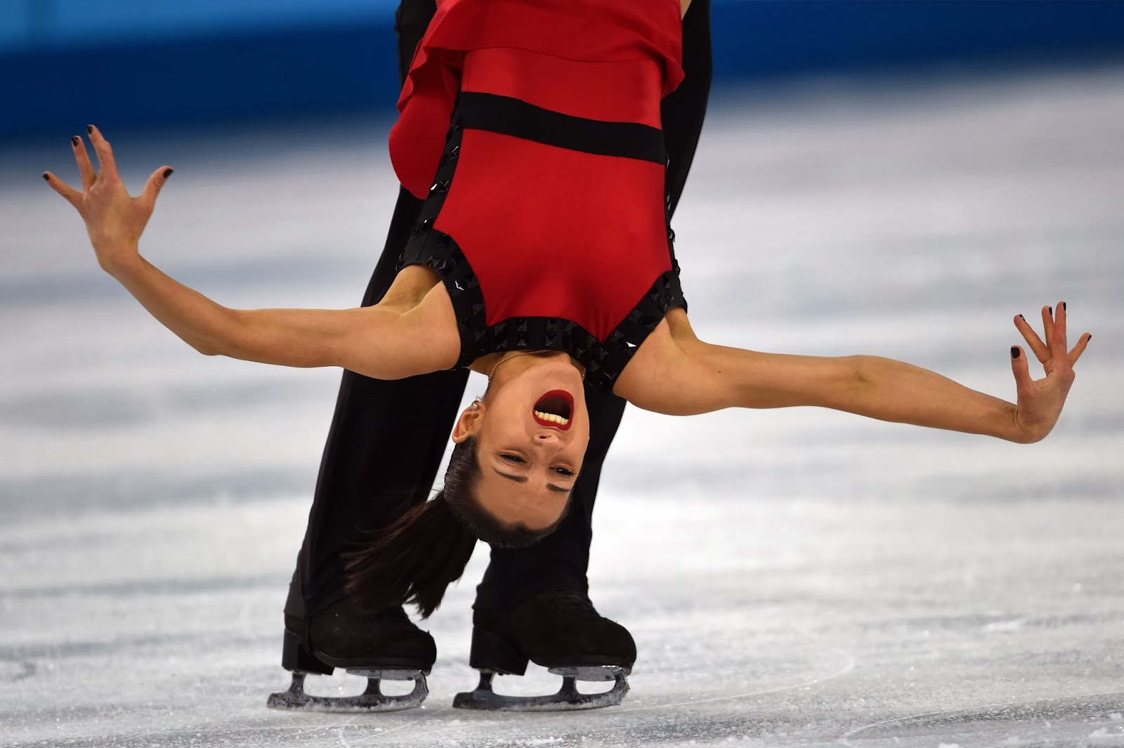 Figure Skating Pairs, Sochi Olympics, Sochi Winter Olympics, Olympics 2014, Russia, Winner, Germany, Sports, Figure Skating, Performance, Competition, Medalists, Gold medal, China, Canada, Italy, Israel, Sochi,
