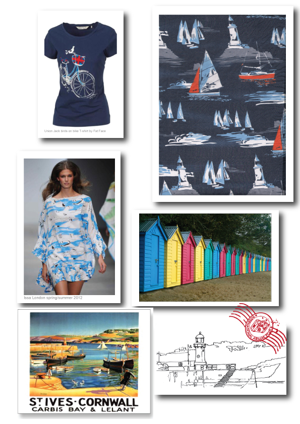 nautical seaside fashion