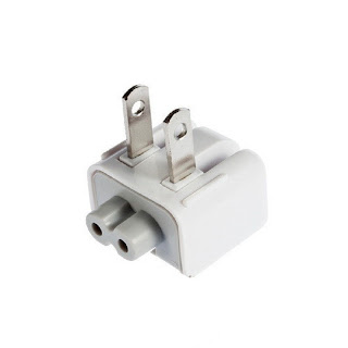 US/UK AC Plug Power Adapter For Apple iBook MacBook Pro iphone ipod 100-220V MM