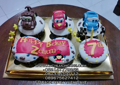 Cupcake Cars daerah Surabaya - Sidoarjo