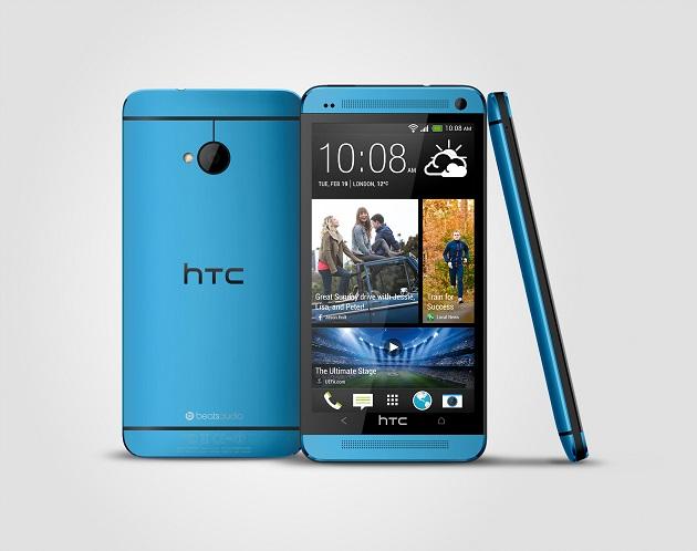 Nuevos modelo HTC Desire 601, Desire 300 y gama Vivid Blue HTC One