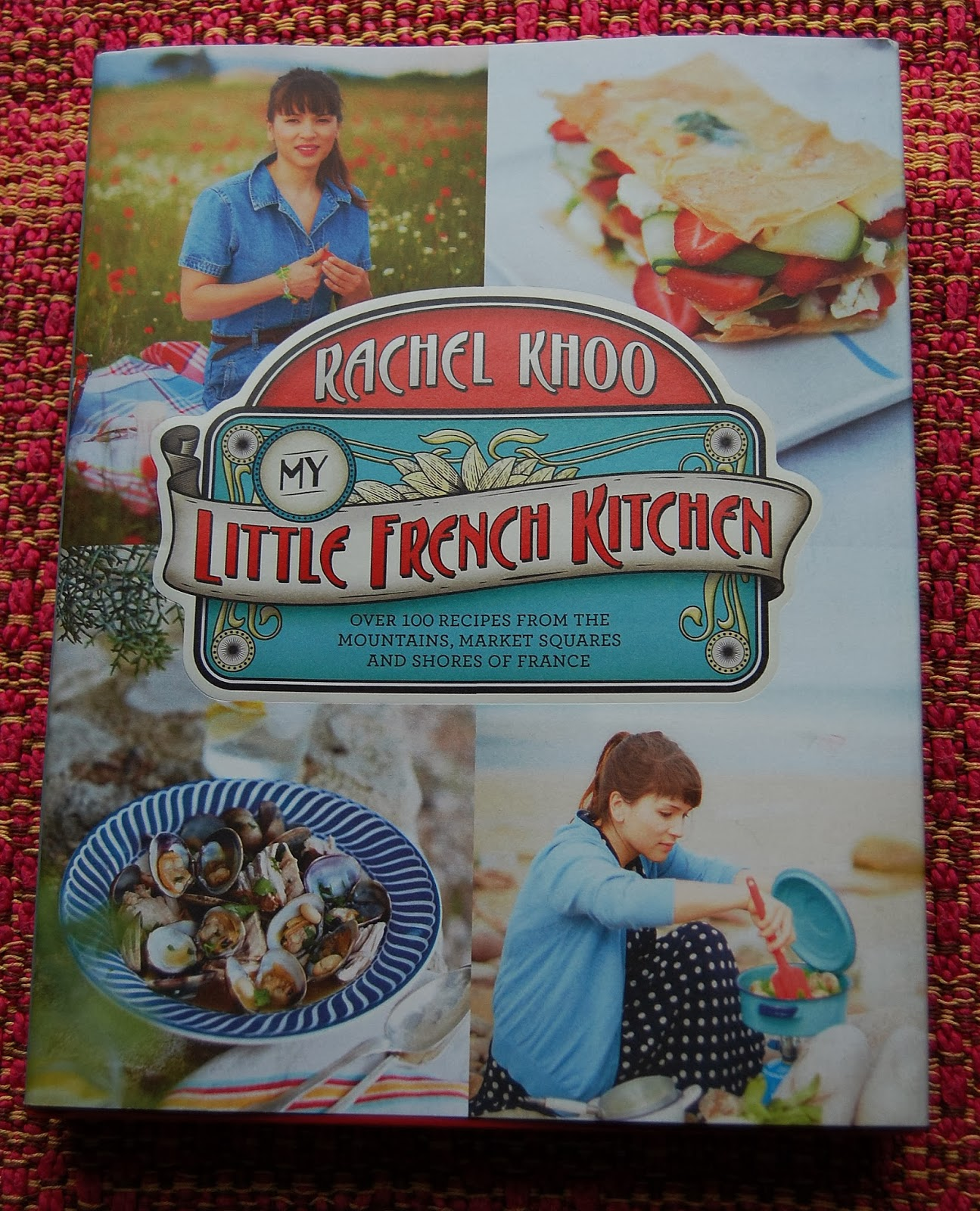 Mugofstrongtea : Review Of 'My Little French Kitchen' By