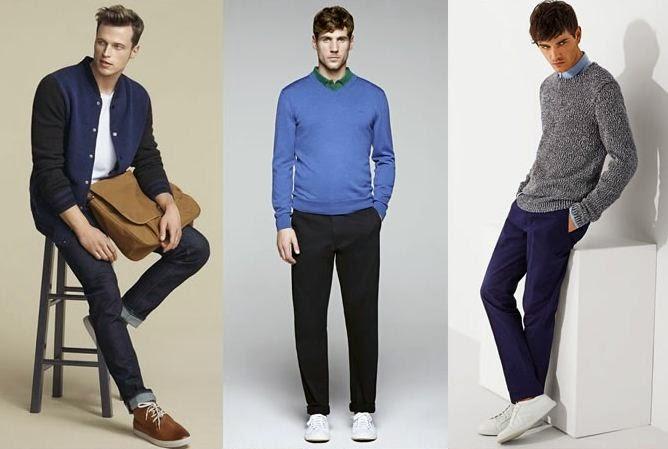 10 Tips Mengupradge Style Fashion Pria Untuk Kuliahan