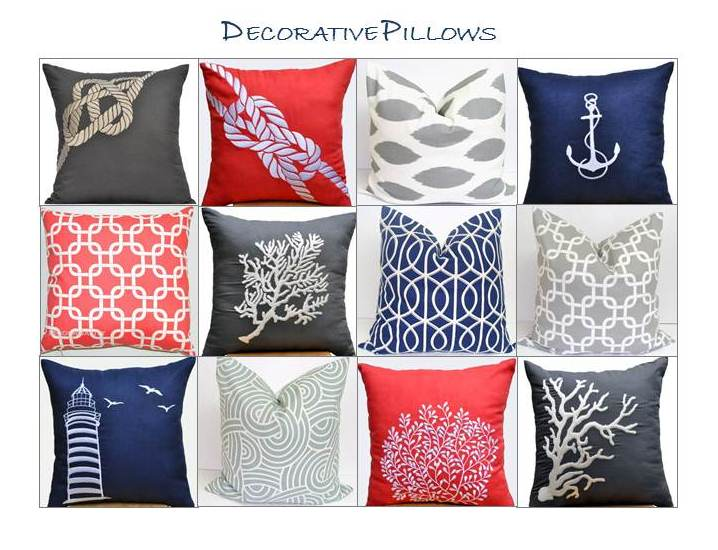 The Geometric Patterned Pillows Are From Various Etsy Shops All Sources Below