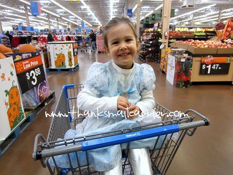 Cinderella Walmart