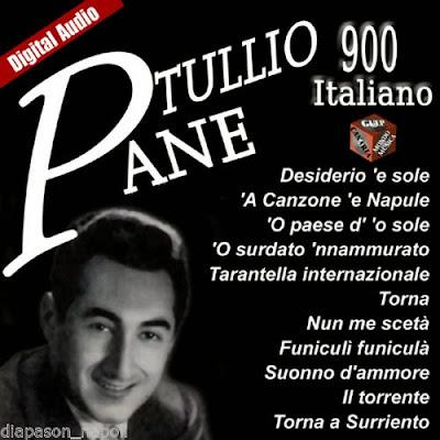 Tullio Pane Suonno d'ammore