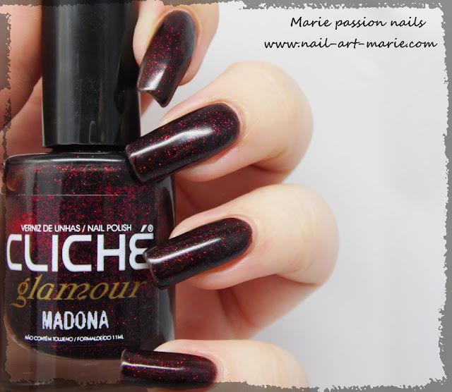 Cliché Madona collection Glamour3