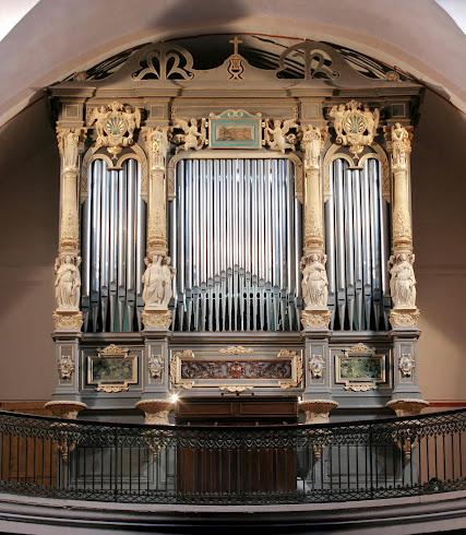 Lien vers le blog des Amis des trois orgues de Bédarieux